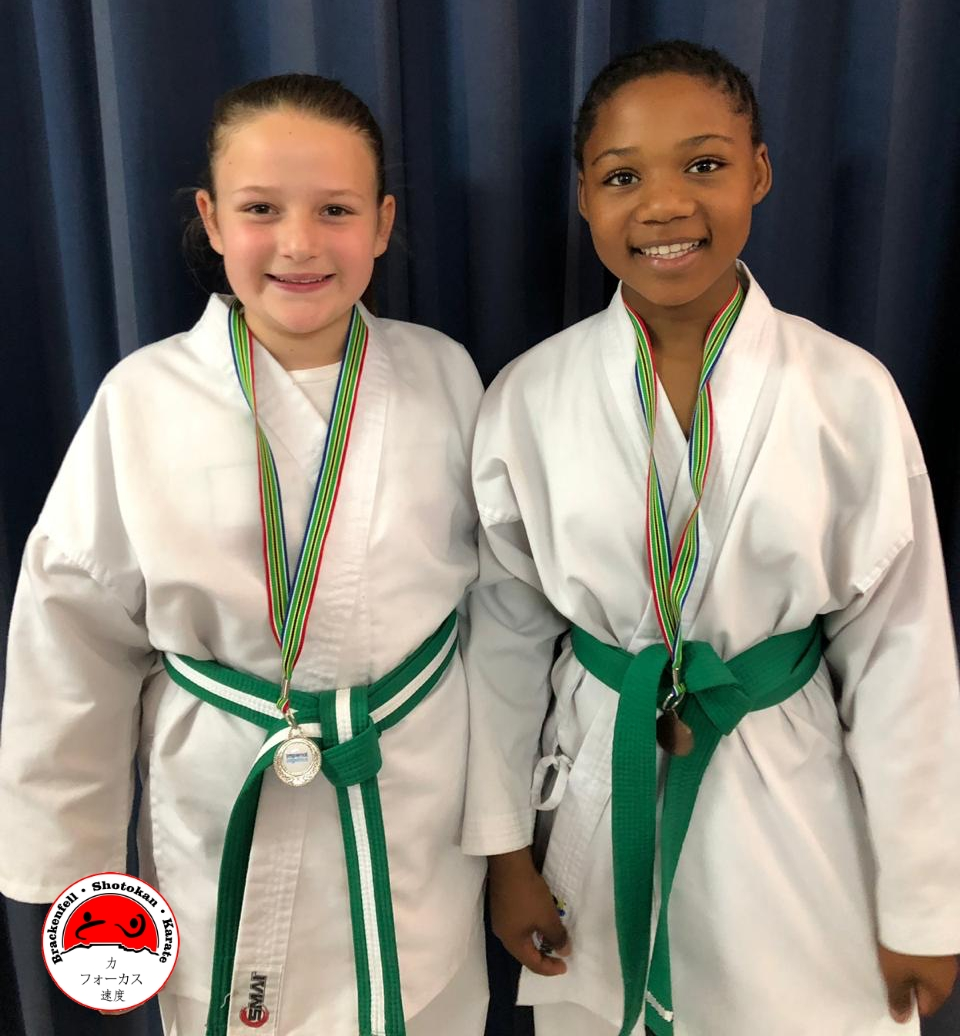 Dragons 2019 Kata Anzel Silver and Angel Gold